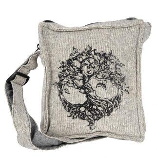 Tree of Life Cross Body Bag