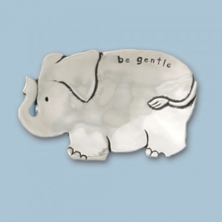 Be Gentle Elephant Tray