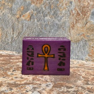 Handcrafted Wooden Ankh Box