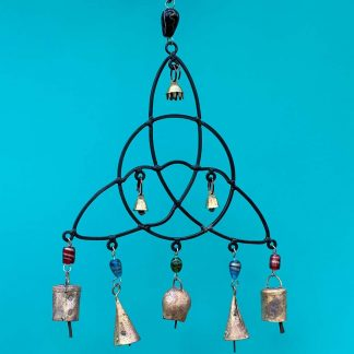 Celtic Trinity Knot Wind Chime